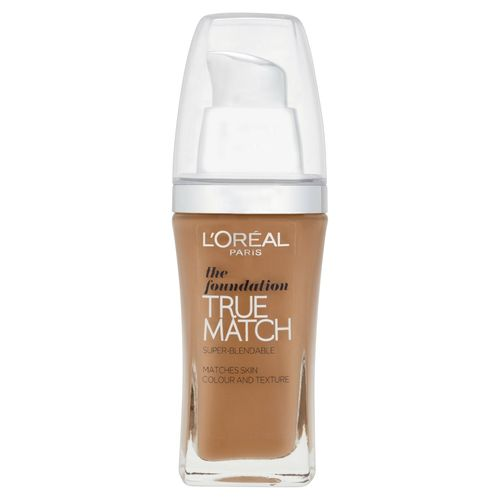 L'Oreal True Match Foundation W7 Golden Amber 30ml