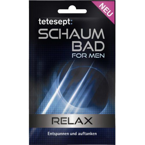 Tetesept Schaumbad For Men Relax 40ml