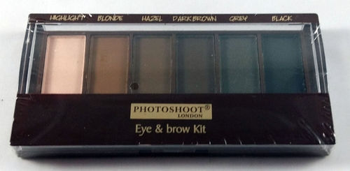 Photoshoot London Eye & Brow Kit 9g