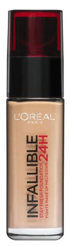 L'Oreal Infaillible 24H Stay Fresh Foundation 230 Radiant Honey 30ml