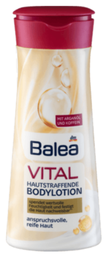 Balea Vital Hautstraffende Bodylotion 400ml