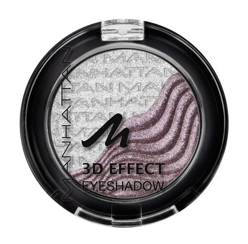 Manhattan 3D Effect Eyeshadow 110L/56M Mrs. Grey