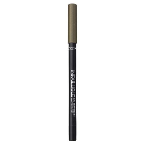 L'Oreal Infaillible Gel Crayon Eyeliner 008 Rest in Kaki