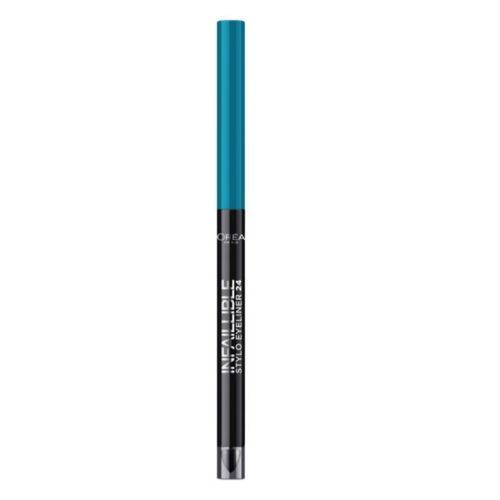 L'Oreal Infaillible Gel Crayon Eyeliner 317 Turquoise Thrill
