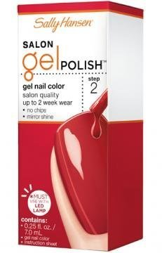 Sally Hansen Salon Gel Polish 330 Cherry Balm