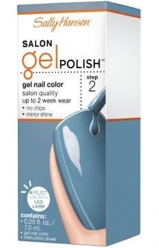 Sally Hansen Salon Gel Polish 380 Good as blue