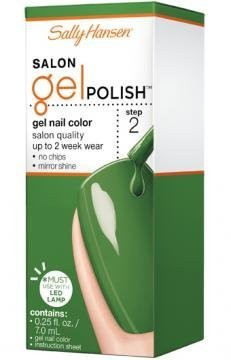 Sally Hansen Salon Gel Polish 360 Green Streak