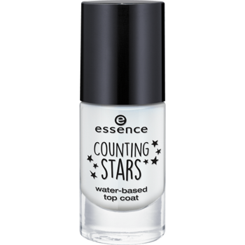 Essence Counting Stars Water-Based Top Coat 01 Dance Til' Dawn