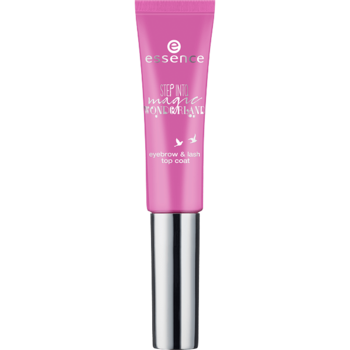 Essence Step Into Magic Wonderland Eyebrow & Lash Top Coat 01 Pink Dreams Are Made Of This 7ml