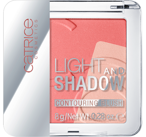 Catrice Light And Shadow Contouring Blush 020 A Flamingo In Santo Domingo 8g