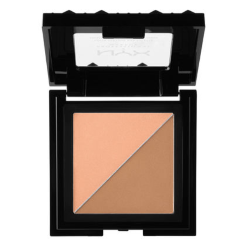 NYX Cheek Contour Duo Palette CHCD05 Two To Tango 2x 2,5g