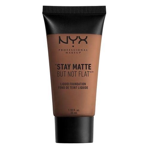 NYX Stay Matte But Not Flat Liquid Foundation SMF19 Cocoa 35ml