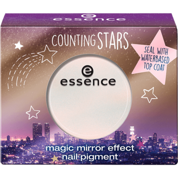 Essence Counting Stars Magic Mirror Effect Nail Pigment 02 Shine Bright
