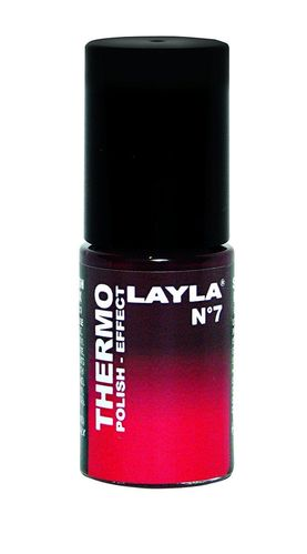 Layla Nagellack Thermo Effect Nr. 7 5ml