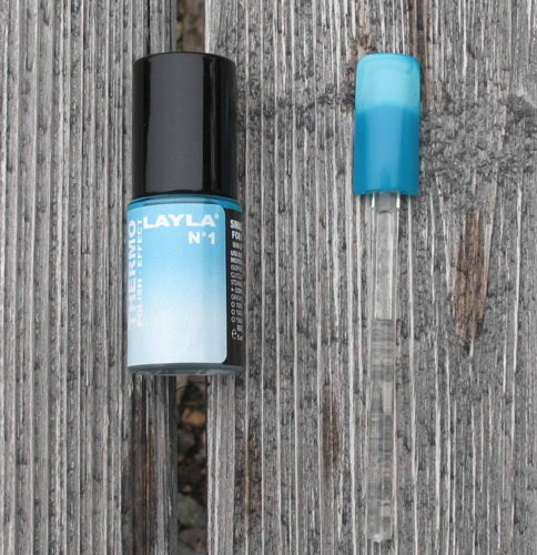 Layla Nagellack Thermo Effect Nr. 1 5ml