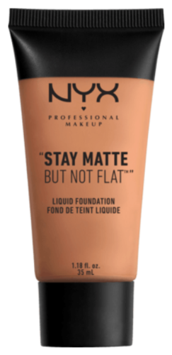 NYX Stay Matte But Not Flat Liquid Foundation SMF11 Sienna 35ml