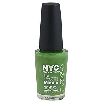 NYC Nagellack In A New York Color Minute Quick Dry 298 High Line Green 9,7ml