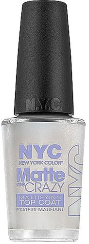 NYC Matte Me Crazy Mattifying Top Coat 274 Matte Me Crazy 9,7ml