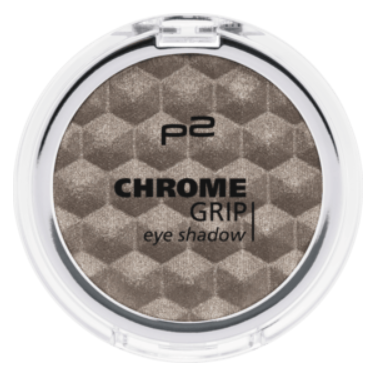 P2 Chrome Grip Eyeshadow 010 Iron Chronicle