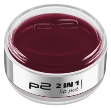 P2 2in1 Lip Pot 040 Gorgeous Treat 2x 3,5g