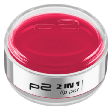 P2 2in1 Lip Pot 050 Sugar Coat 2x 3,5g