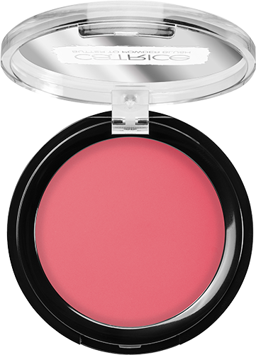 Catrice Blush Flush Butter To Powder Blush C01 Vibrant Pink 3,87g