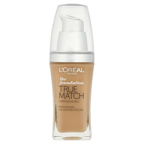 L'Oreal True Match Foundation D4-W4 Golden Natural 30ml