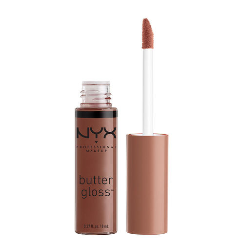 NYX Butter Gloss BLG17 Ginger Snap