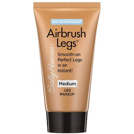 Sally Hansen Airbrush Legs Smooth On Leg Make-up Medium 22,1ml