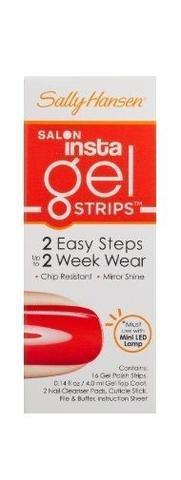 Sally Hansen Insta Gel Strips 250 Get Juiced