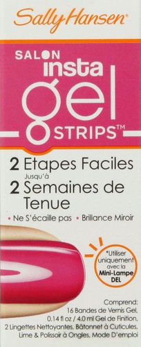 Sally Hansen Insta Gel Strips 270 Rosy Outlook