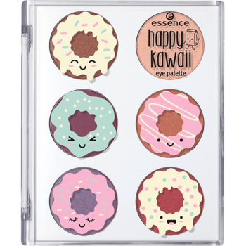 Essence Happy Kawaii Eye Palette 01 Calories Donut Count! 15g
