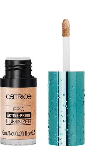 Catrice Active Warrior Epic Active-Proof Luminizer C01 Work It Out! 6ml