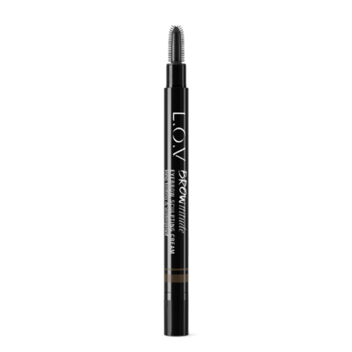 L.O.V BROWttitude Eyebrow Sculpting Cream No 420 Dark Brunette Character 2,2ml