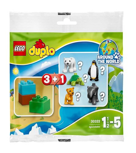 Lego Duplo 30322 Around The World - Pinguin