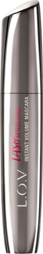L.O.V LASHseduction Instant Volume Mascara No 100 Seductive Black 12ml