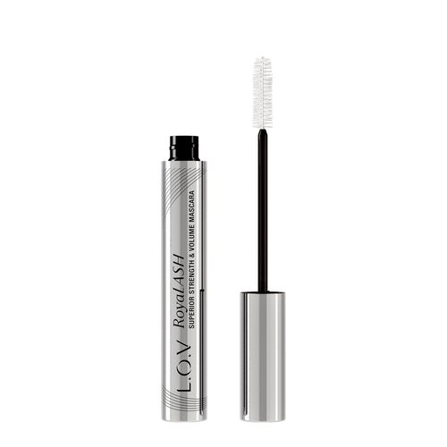 L.O.V RoyaLASH Superior Strength & Volume Mascara No 100 Moonstone Black 9ml