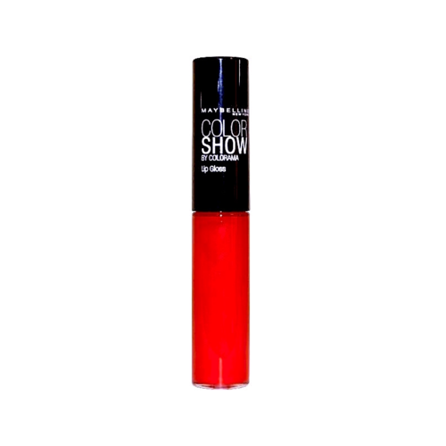 Maybelline Color Show Lip Gloss 391 Forbidden Red 5ml