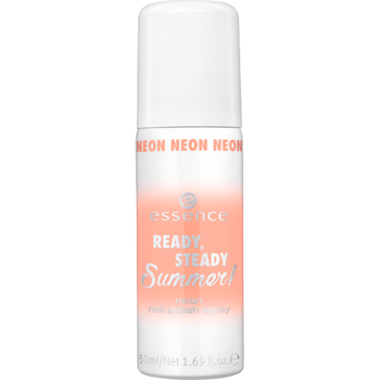 Essence Ready, Steady, Summer! Neon Nail Polish Spray 02 No Pain, No Gain 50ml