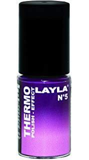 Layla Nagellack Thermo Effect Nr. 5 5ml