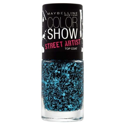 Maybelline Color Show Street Artist Top Coat 04 Alley Attitude