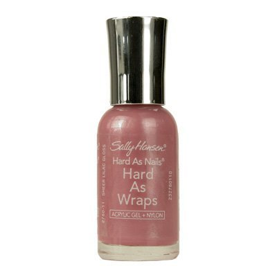 Sally Hansen Hard as Nails as Wraps 2780-11 Sheer Lilac Gloss 11,8ml