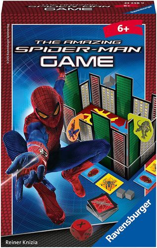 Ravensburger 233489 The Amazing Spider-Man Game