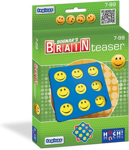 Huch & Friends 877826 Bognar´s Brainteaser Smiles