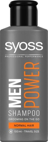 Syoss Men Power Shampoo für normales Haar 100ml