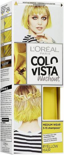 L'Oreal COLOVISTA Washout #YELLOWHAIR 80ml