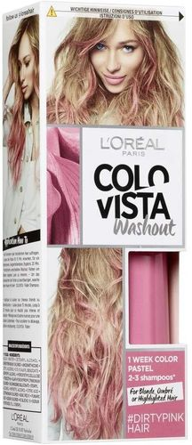 L'Oreal COLOVISTA Washout #DIRTYPINKHAIR 80ml