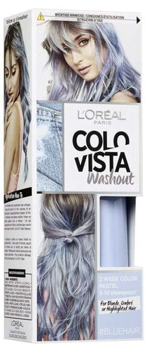 L'Oreal COLOVISTA Washout #BLUEHAIR 80ml