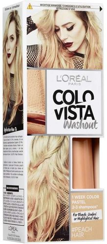 L'Oreal COLOVISTA Washout #PEACHHAIR 80ml