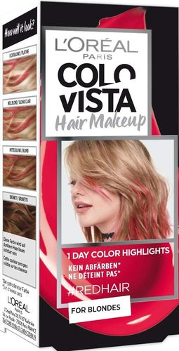 L'Oreal COLOVISTA Hair Makeup #REDHAIR 30ml